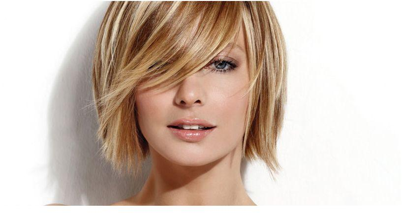 The Wonderful Dark Blonde Short Hairstyles Pics