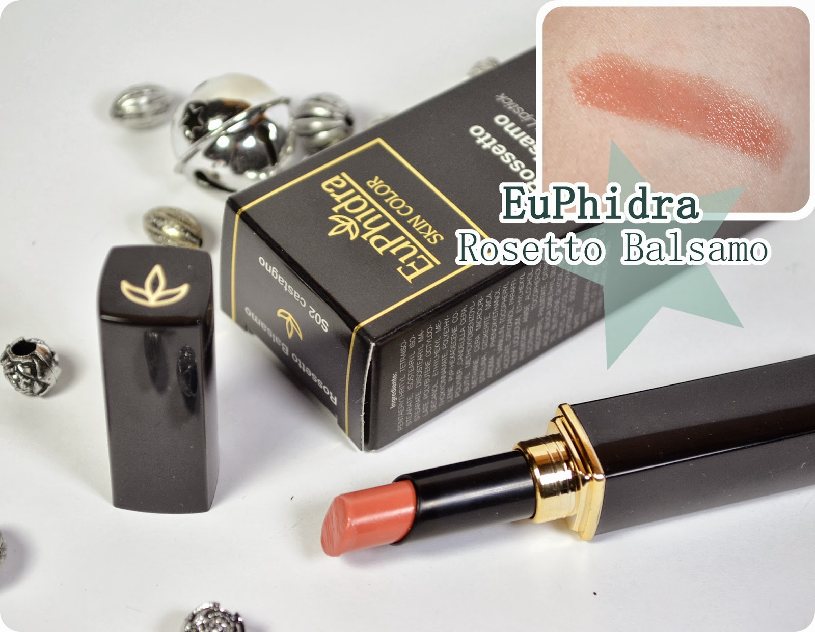 Glossybox Golden Box 2013 EuPhidra Conditioning Lipstick