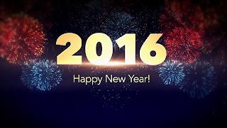 Gambar Selamat Tahun Baru 2016 DP Happy New Year