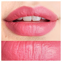 Shanghai Suzy Whipped Matte Lipstick - Miss Leah Baby