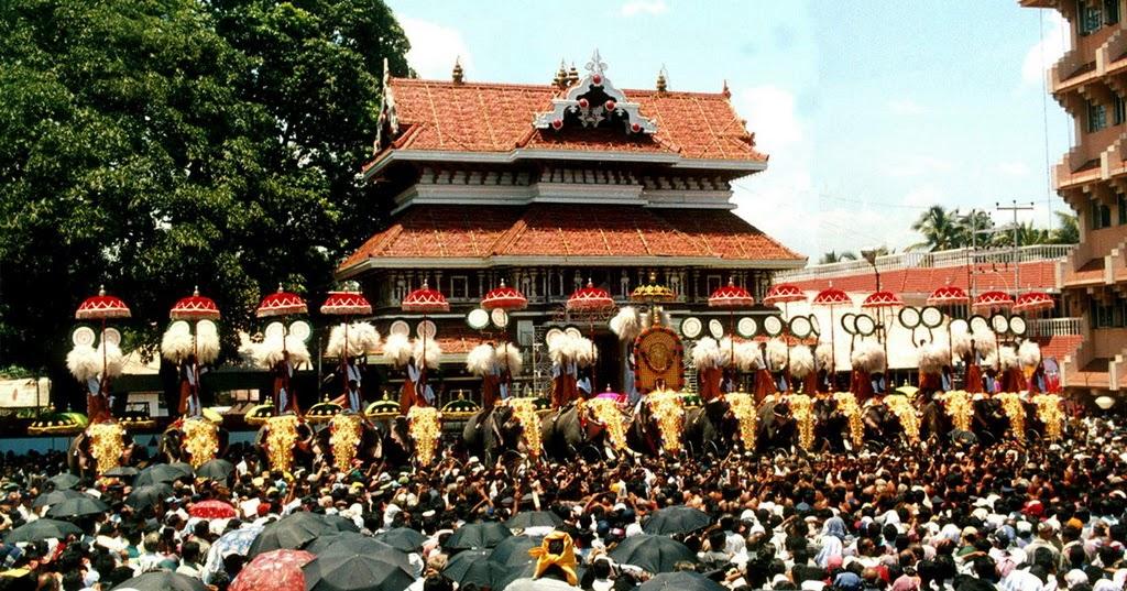 Kerala Today News: Thrissur Pooram 2013