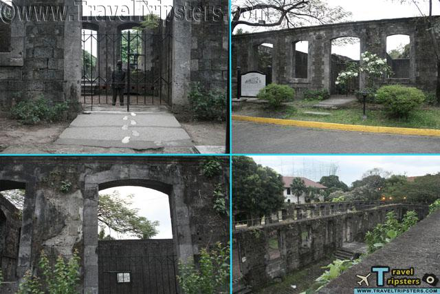 fort santiago intramuros