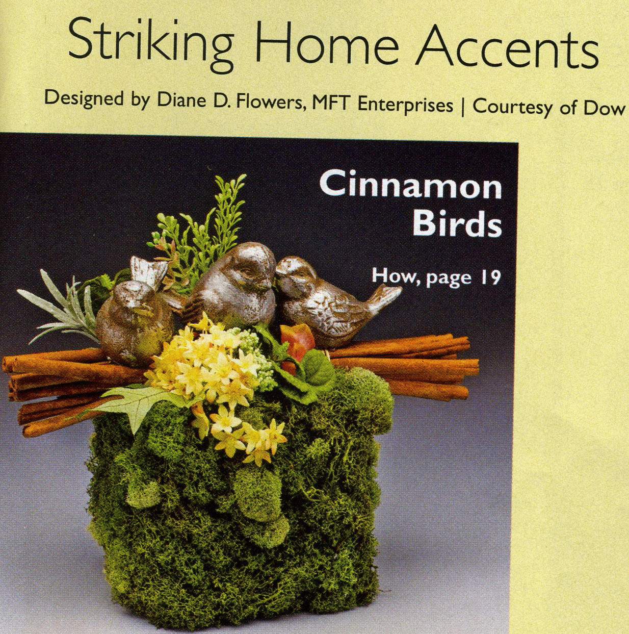 Craft home projects decorating digest