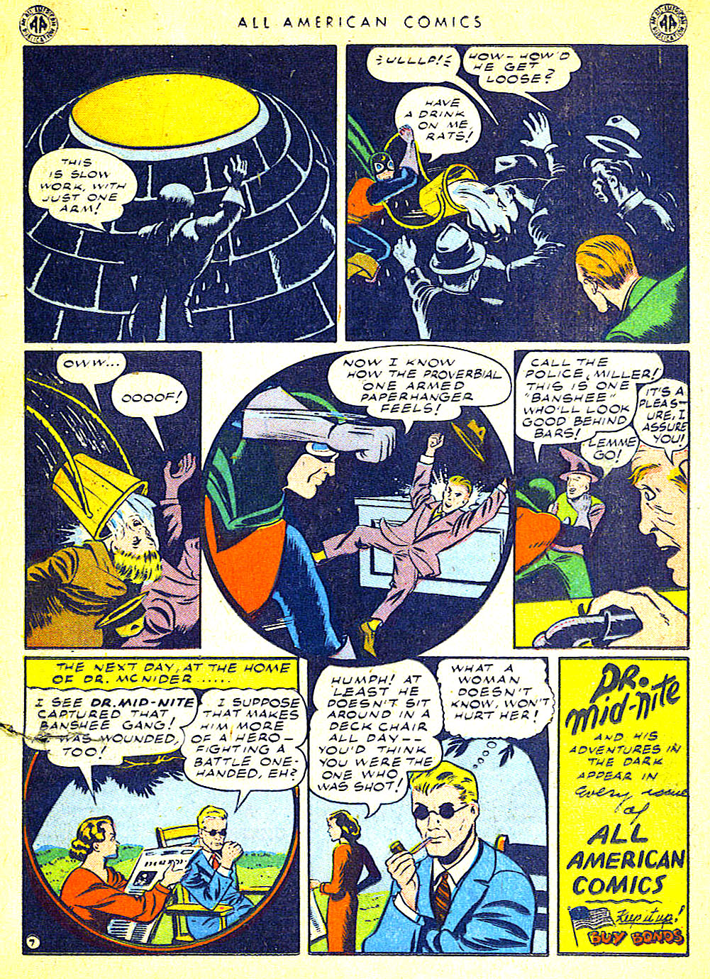 Read online All-American Comics (1939) comic -  Issue #65 - 25