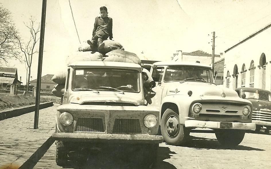 Fotos antigas de Guarapuava. Guarapuava+AVA