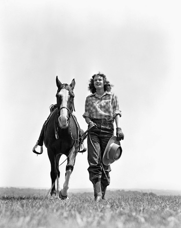 15 Amazing Vintage Photos of Truly Cowgirls ~ vintage everyday