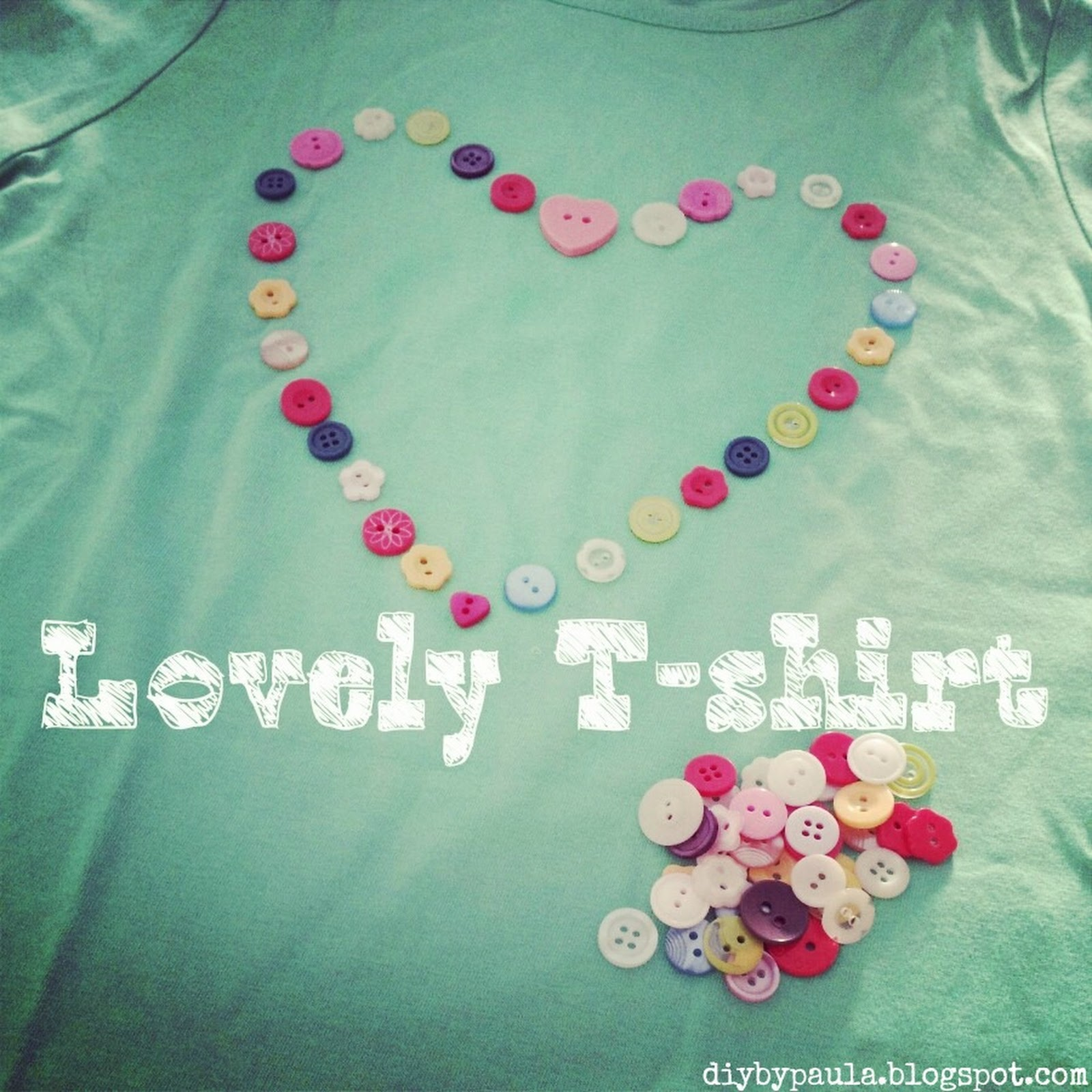 Camiseta con botones