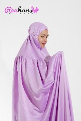 Reehans Nur Purple Violet
