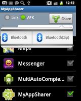 Mengambil APK dari Aplikasi Android yang sudah Terinstall dengan MyAppSharer