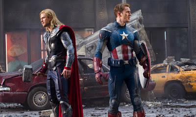 Los Vengadores - The Avengers este viernes
