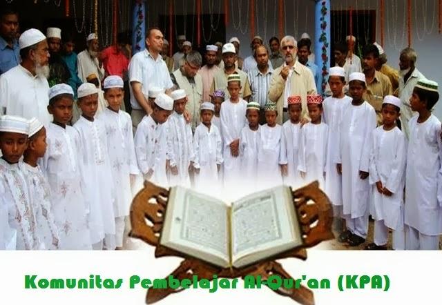 Komuntas Pembelajar Al-Qur'an