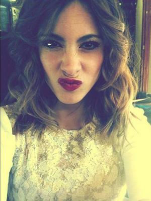 Violetta peinados Martina Stoessel look