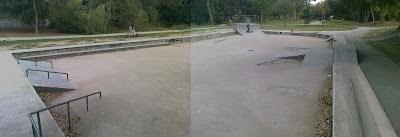 skate park la rochelle parc charruyer
