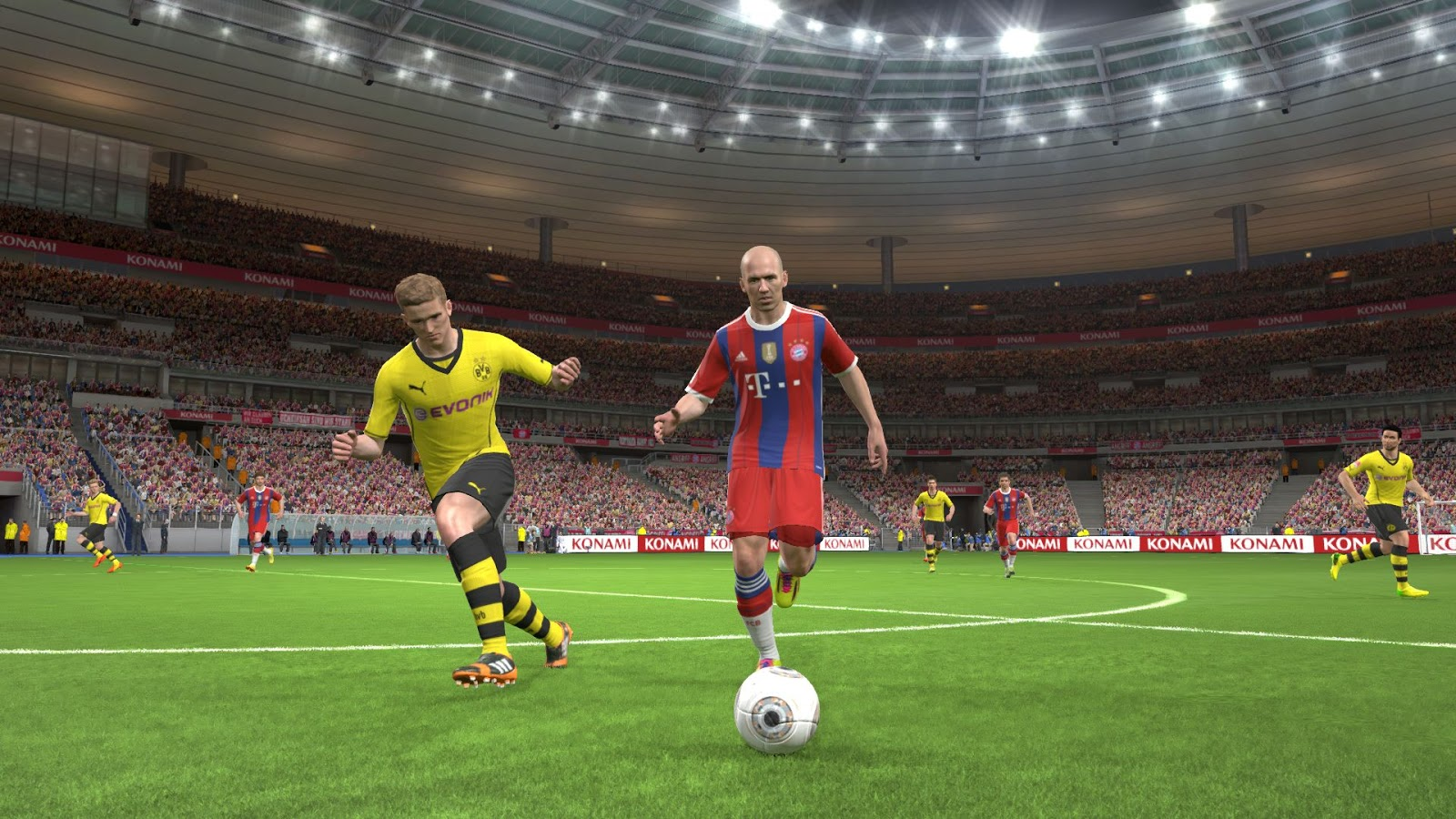 Pin Team Released Pesedit 2013 Demo Patch V10 For New Pes on Pinterest
