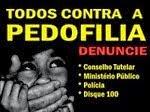 Pedofilia não!