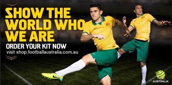 Timnas Australia Minim Skuad Berpengalaman Piala Dunia