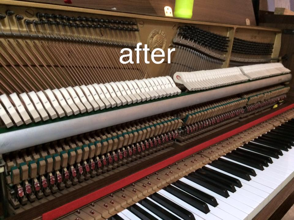 Buy sell tune and repair piano malaysia for How to repair yamaha keyboard