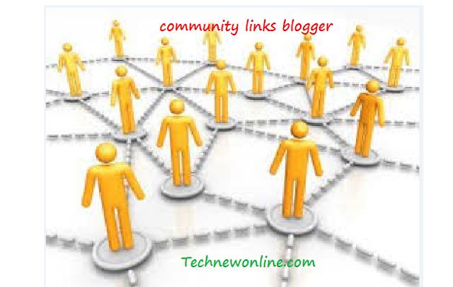 Liên kết cộng đồng blogger