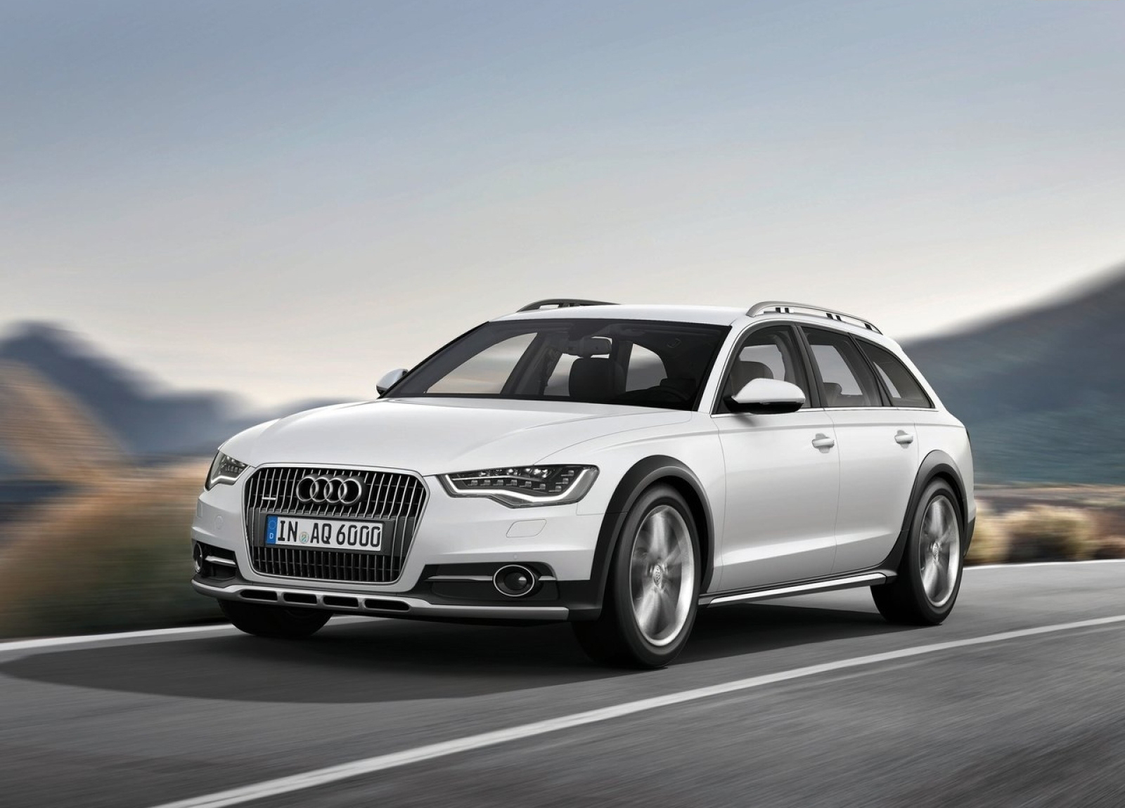 audi a6 allroad hd wallpapers the world of audi. Black Bedroom Furniture Sets. Home Design Ideas
