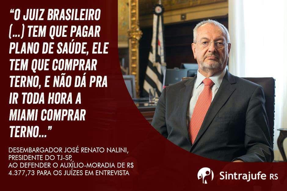 GORDURA MÓRBIDA DO JUDICIÁRIO