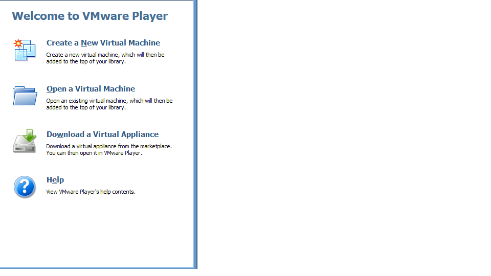 how to create a virtual environment in windows 7