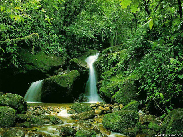 Nature Wallpapers, Waterfall Wallpapers