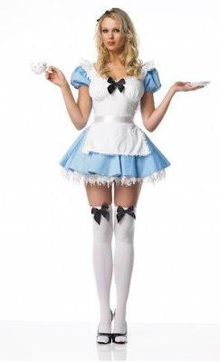 Fotos e imagens de Fantasias de Alice