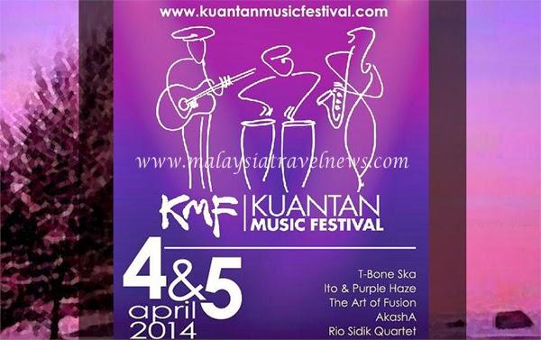 Kuantan Music Festival 2014