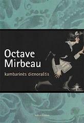 """Traduction lituanienne du """"Journal d'une femme de chambre"""", 2011"""