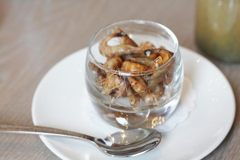 Restaurant Mijn Keuken : Coolinary.be: creatief met grijze garnaal restaurant mijn keuken