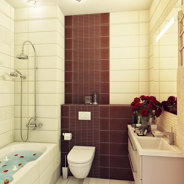 Ванна 2.4 дизайн