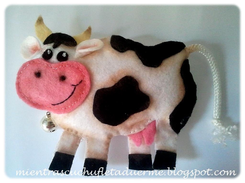 Vaca de fieltro mientras cuchufleta duerme - Como cocinar las setas lengua de vaca ...