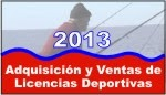 Licencia de Pesca Prov. Bs As