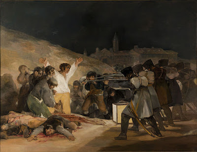 «El Tres de Mayo, by Francisco de Goya, from Prado thin black margin» de El_Tres_de_Mayo,_by_Francisco_de_Goya,_from_Prado_in_Google_Earth.jpg: Francisco de Goyaderivative work: Papa Lima Whiskey 2 - Este archivo se derivó de: El Tres de Mayo, by Francisco de Goya, from Prado in Google Earth.jpg:. Disponible bajo la licencia Dominio público vía Wikimedia Commons - http://commons.wikimedia.org/wiki/File:El_Tres_de_Mayo,_by_Francisco_de_Goya,_from_Prado_thin_black_margin.jpg#/media/File:El_Tres_de_Mayo,_by_Francisco_de_Goya,_from_Prado_thin_black_margin.jpg