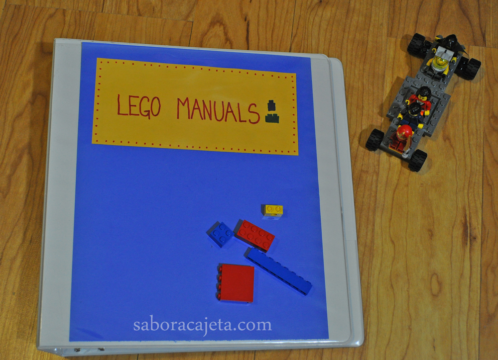 http://www.saboracajeta.com/2012/05/organizing-lego-manuals.html