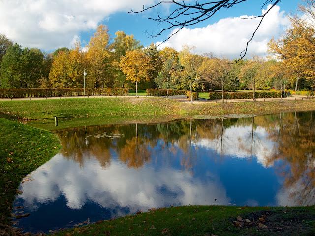 Goldfischteich, Tiergarten