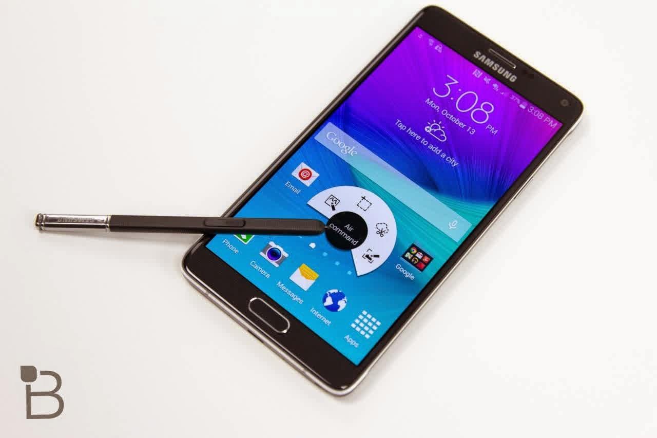 ulasan Review Samsung Galaxy Note 4 terbaik