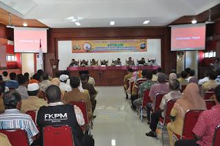 Jaga Keamanan Desa, Mukhlis Aktifkan Dubalang