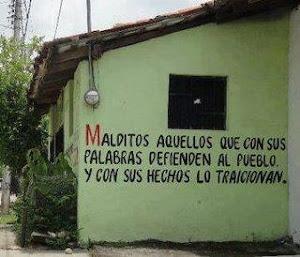 Pueblo de Cajamarca, cuidado con el doble discurso.