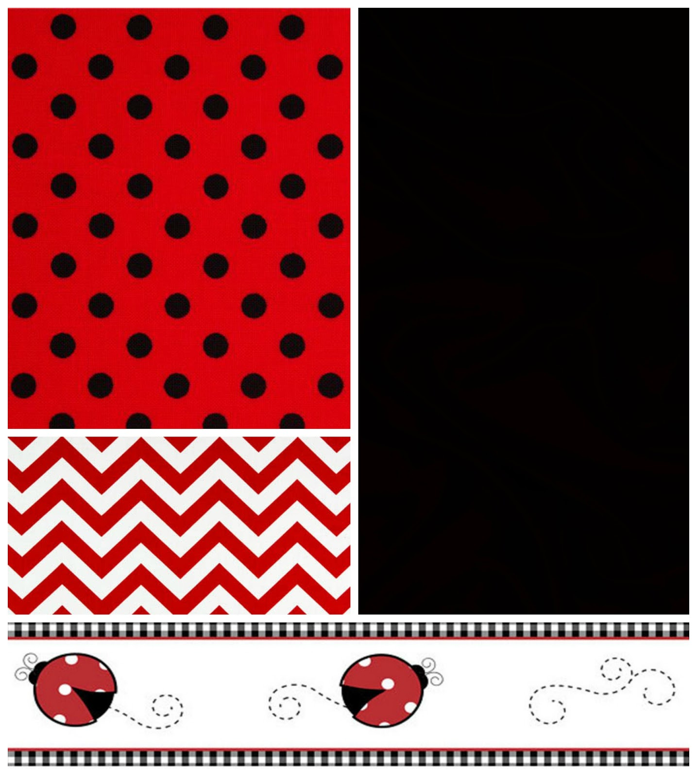 Ladybug birthday invitation template, plus learn how to make your own!