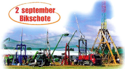 Pompoenschieten Bikschote - European Pumpkin Catapulting Contest