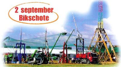 Pompoenschieten Bikschote - European Pumpkin Catapulting Contest