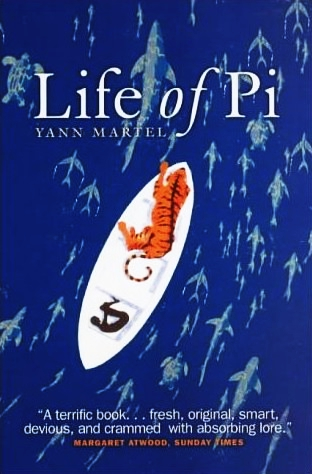 an analysis of life of pi a novel by yann martel Buy a cheap copy of life of pi book by yann martel yann martel's imaginative and unforgettable life of pi is a magical reading experience, an endless blue expanse of.