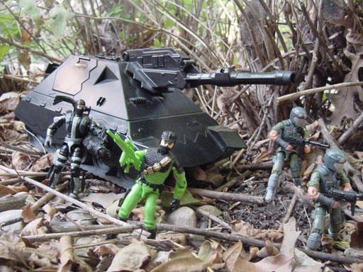 1993 Firefly, Iron Panther, Sgt. Savage, 1995, 2001 Fast Blast Viper, 2002 Viper