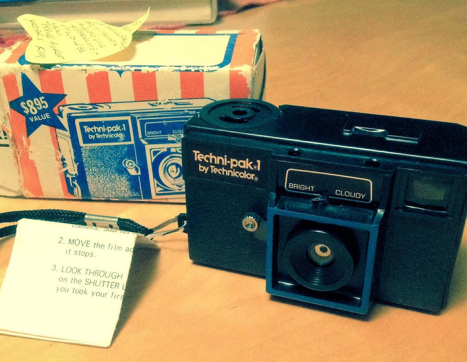 Random Camera Blog: Technicolor Wonder?