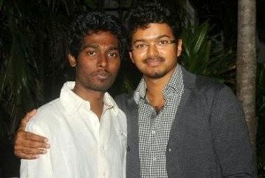 Vijay in Atlee direction