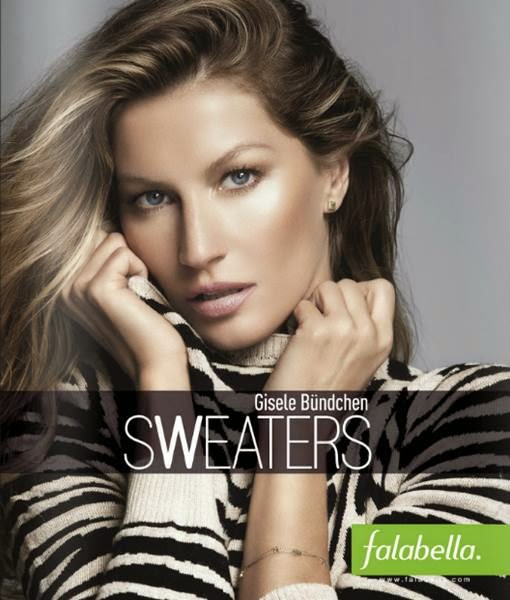 falabella revista de sweaters 2014