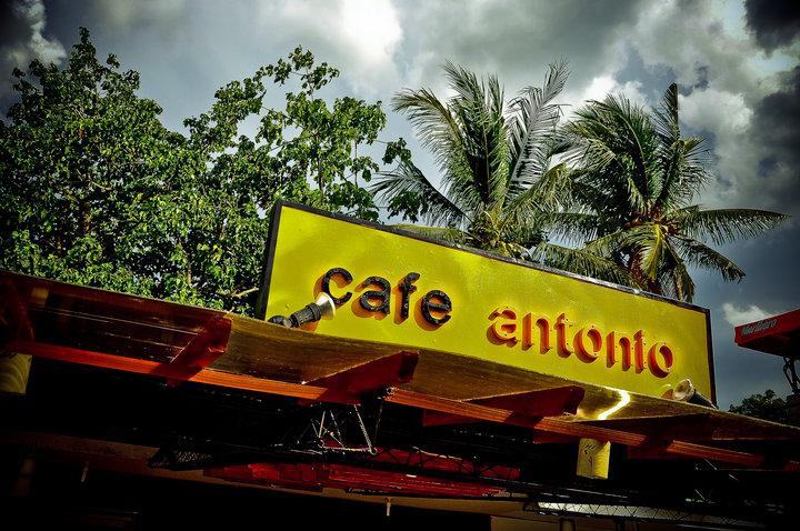 Cafe Antonio Los Banos Menu