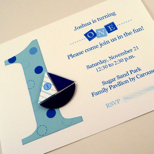 sailboat nautical first birthday party for joshua belly feathers