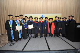 IAU graduates